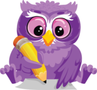 Owl Writing
