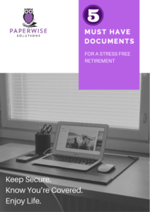 Must Have Documents